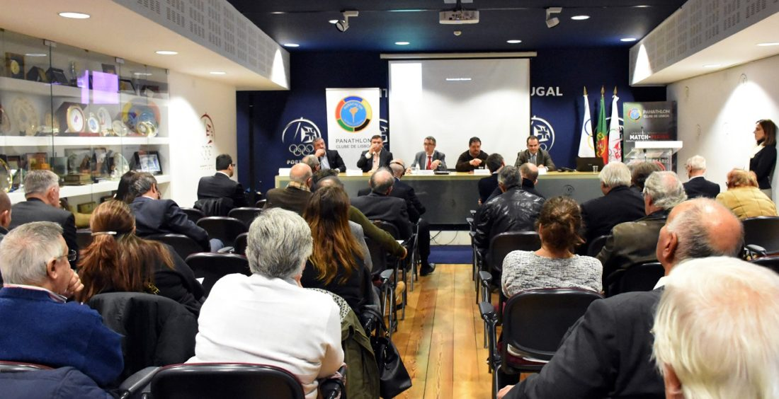 """Seminário Internacional """"Match Fixing – Manipulação de resultados desportivos"""""""