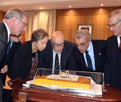 Jantar comemorativo do 40º aniversário do Panathlon Clube de Lisboa